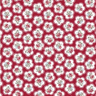 Lifestyle Dainty Flowers Red