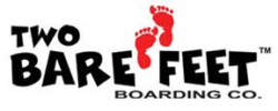 Two Bare feet logo